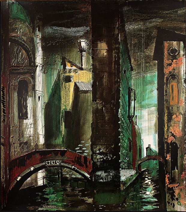 [title not known] 1972 by John Piper 1903-1992