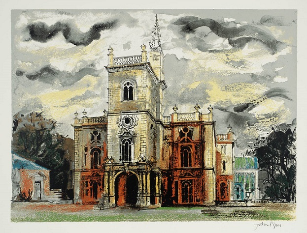 John Piper Artist Most Famous Painting